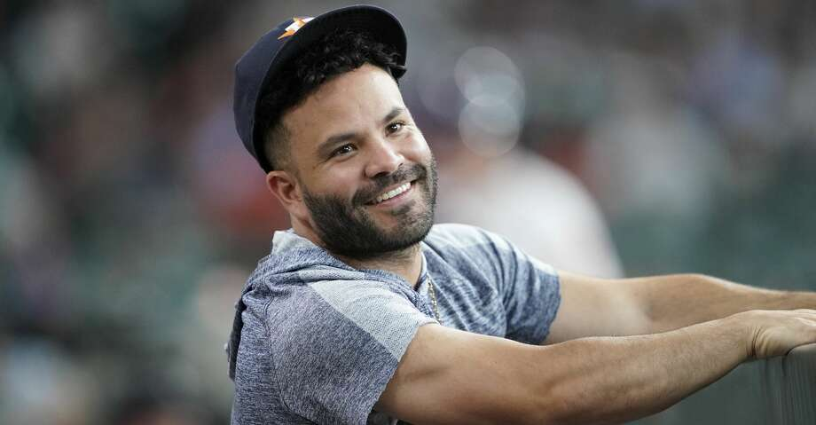 PHOTOS: Astros game-by-game Houston Astros' Jose Altuve watches from the dugout during the first inning of a baseball game against the Chicago Cubs Wednesday, May 29, 2019, in Houston. (AP Photo/David J. Phillip) Browse through the photos to see how the Astros have fared in each game this season. Photo: David J. Phillip/Associated Press