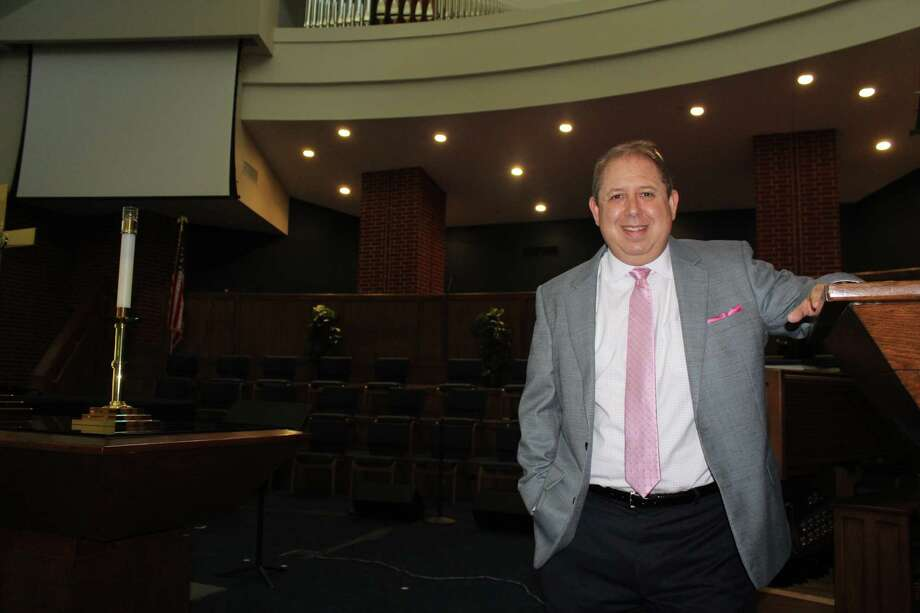 Members and attendees of Christ Church United Methodist are going to see a new face around the building: The Rev. Jeff Powers has assumed his role as senior pastor now that founding pastor The Rev. Daniel Hannon has retired. Photo: Courtesy Photo / Courtesy Photo