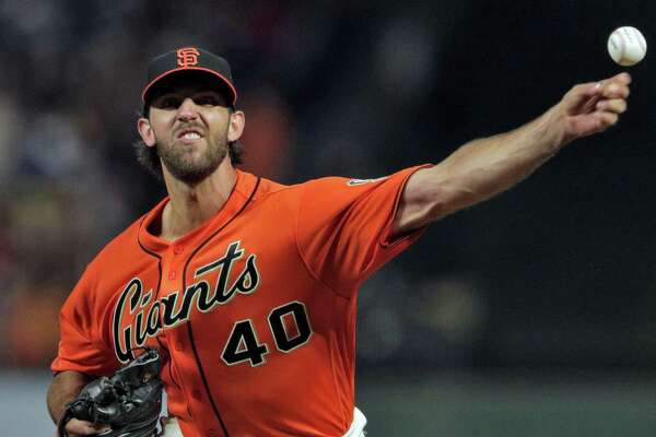 Madison Bumgarner would look good in a different shade of orange as the Astros begin to explore trade options before the July 31 waiver deadline.
