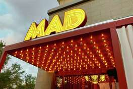 The entrance to MAD at River Oaks District.