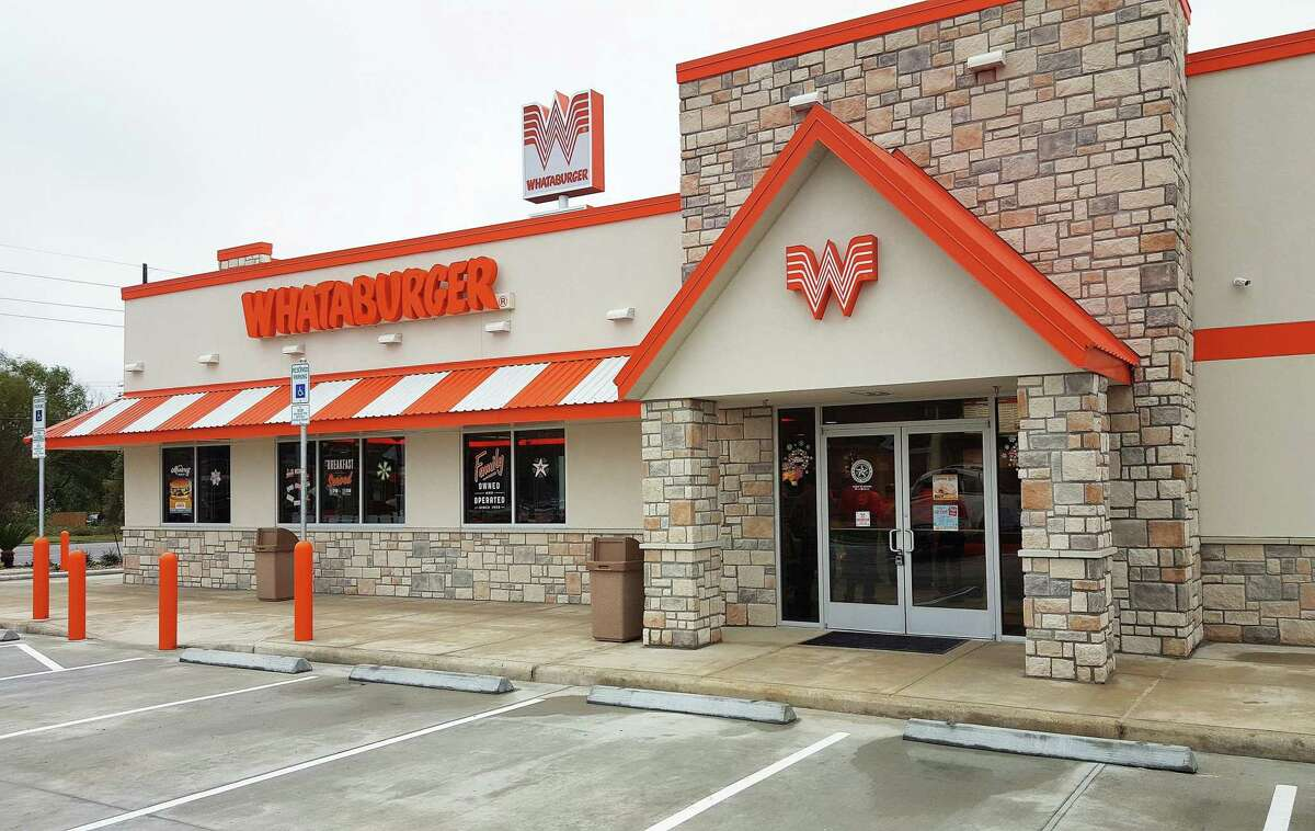 Whataburger beat In-N-Out in USA Today's list of best regional fast food restaurants.