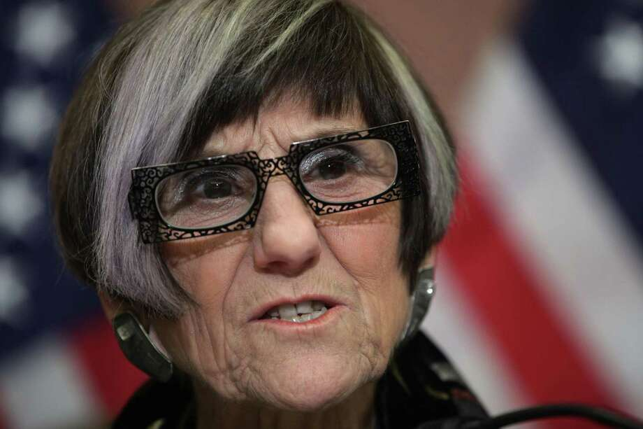 U.S. Rep. Rosa DeLauro Photo: Alex Wong / Getty Images / 2019 Getty Images