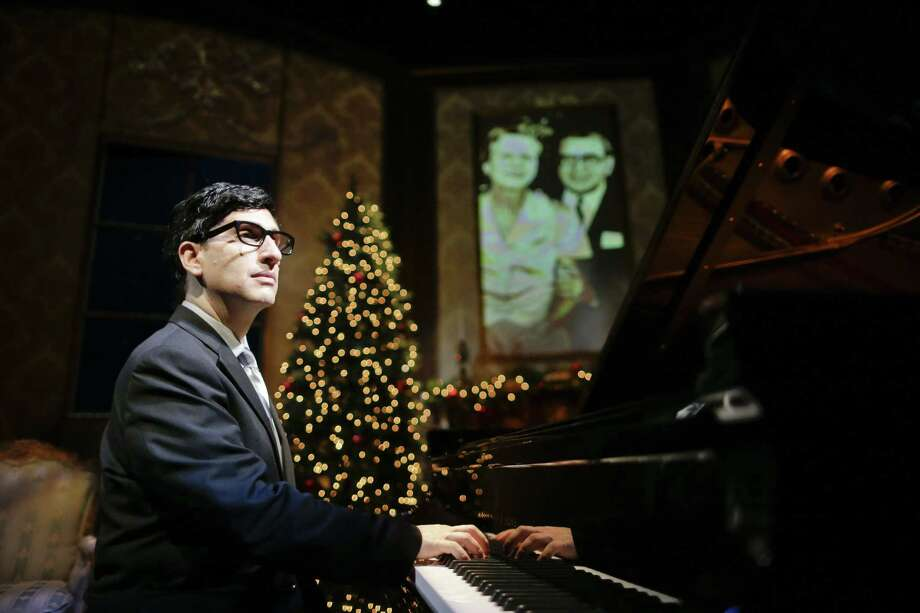 Performer Hershey Felder has set his sights on a poor immigrant boy who grew up to become one of the most honored and respected composers of the twentieth century: Irving Berlin, at Hartford Stage. Photo: Hershey Felder Presents / Contributed Photo