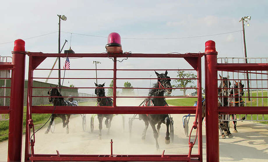 The Greene County Fair runs through June 22. Photo: Rosalind Essig | Journal-Courier