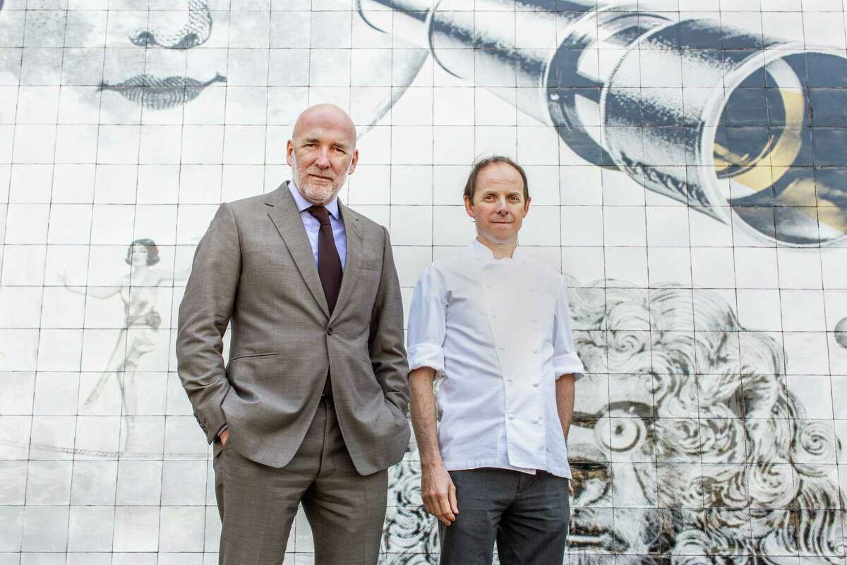 Partners Ignacio Torras and chef Luis Roger are opening MAD, a new restaurant that pays homage to Madrid, the capital of Spain, opening at River Oaks District, Houston.