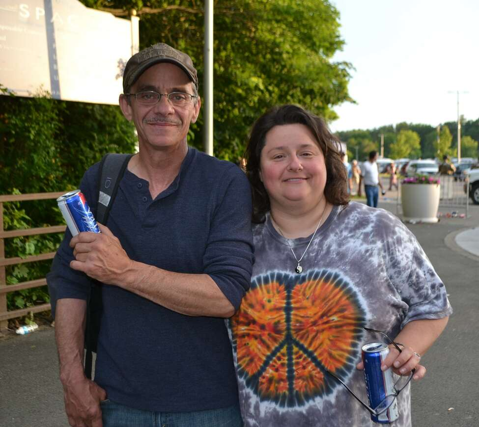 Were you Seen at Saratoga Performing Arts Center for the Dead & Company concert in Saratoga Springs on June 18, 2019?