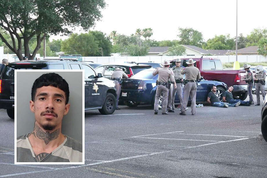 State police have identified the suspected human smuggler who led authorities on a chase that ended at Mall Del Norte. Photo: Courtesy