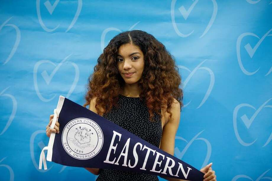Joselyn Bassat lives in Bridgeport and is a member of the Achievement First Amistad High Class of 2019. Photo: Contributed Photo