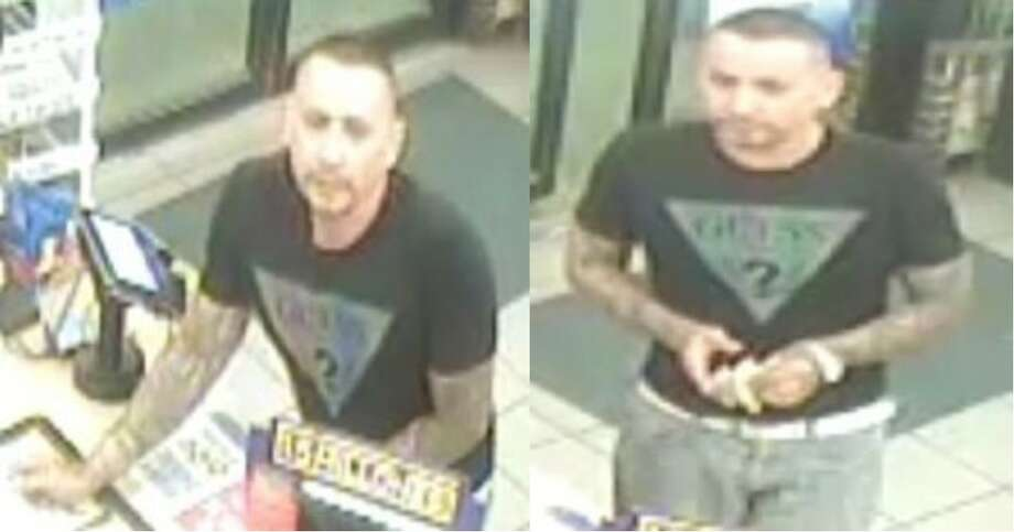 Laredo police said this man is a person of interest in an assault that occurred on March 24. Photo: Courtesy