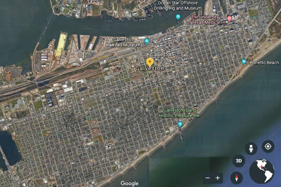 Now: Galveston