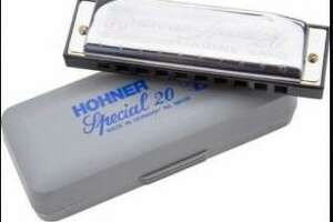 """Edith Wheeler Memorial Library, 733 Monroe Turnpike, will host the program """"Fun with Harmonicas"""" at 10:30 a.m. July 2, 2019."""