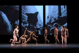 "Stephen Petronio Company perform ""American Landscape."" (Ian Douglas)"