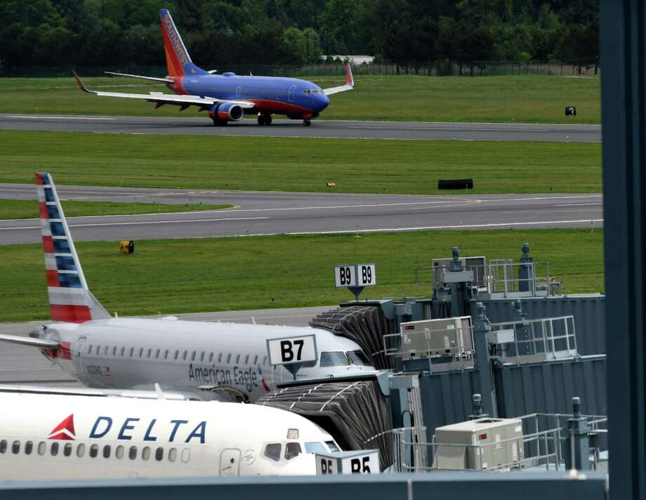 Albany airport turns 90 but it flies modern - Times Union