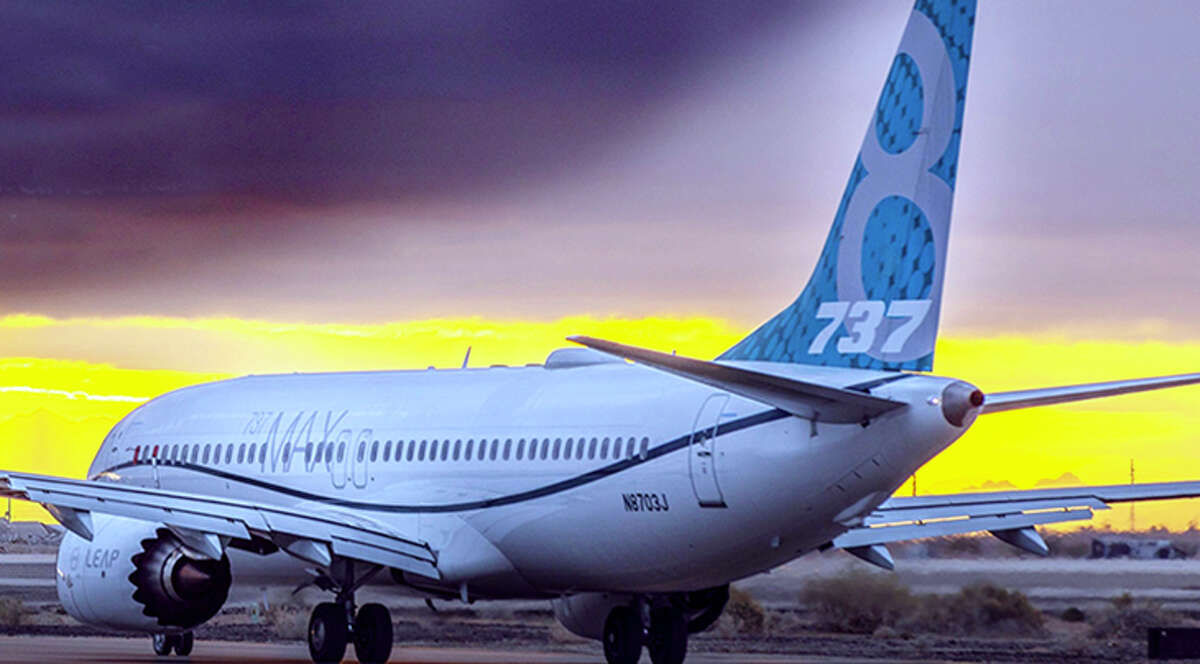 Boeing might consider renaming the 737 MAX.