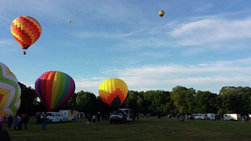 (Publicity photo courtesy Saratoga Balloon & BBQ Festival.)