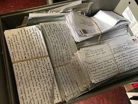 Thank you to the reader who sent more than a thousand letters