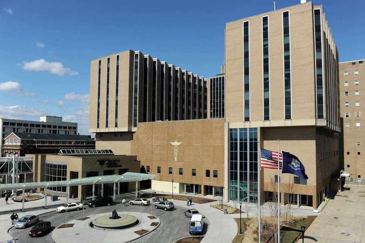 Bridgeport Hospital, in Bridgeport, Conn., March 21, 2014.