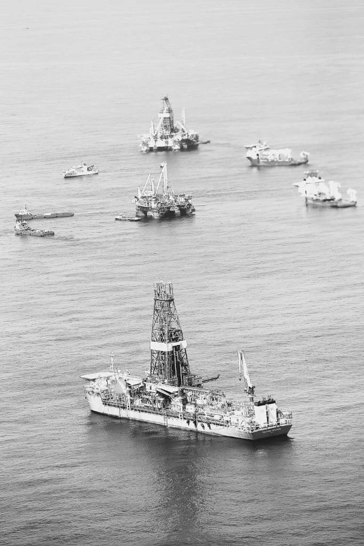 THE BP Deepwater Horizon oil spill has provided plenty of fodder for foes of offshore drilling. CHRIS GRAYTHEN/GETTY IMAGES