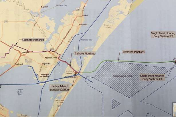 Houston oil giant Phillips 66 is planning to build an offshore crude oil export terminal east of Corpus Christi, plans obtained by the Houston Chronicle reveal.