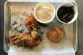 Cured offers a $15 fried chicken lunch special every Friday.