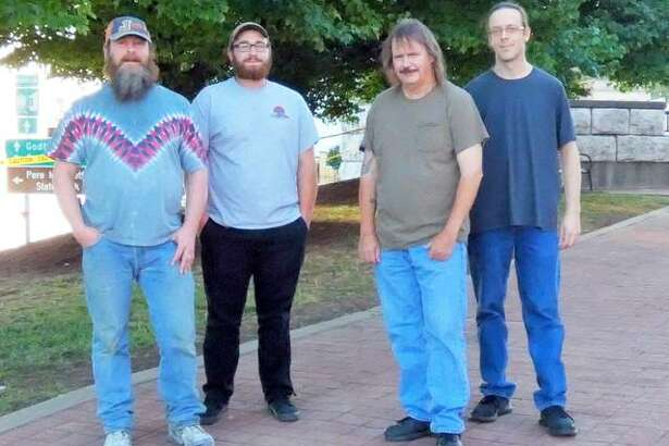 The band Cottonmouth is celebrating its 30th anniversary. Current members are Darren Gruen, Isaac Gruen, Dennis Laird and Alex Honke.
