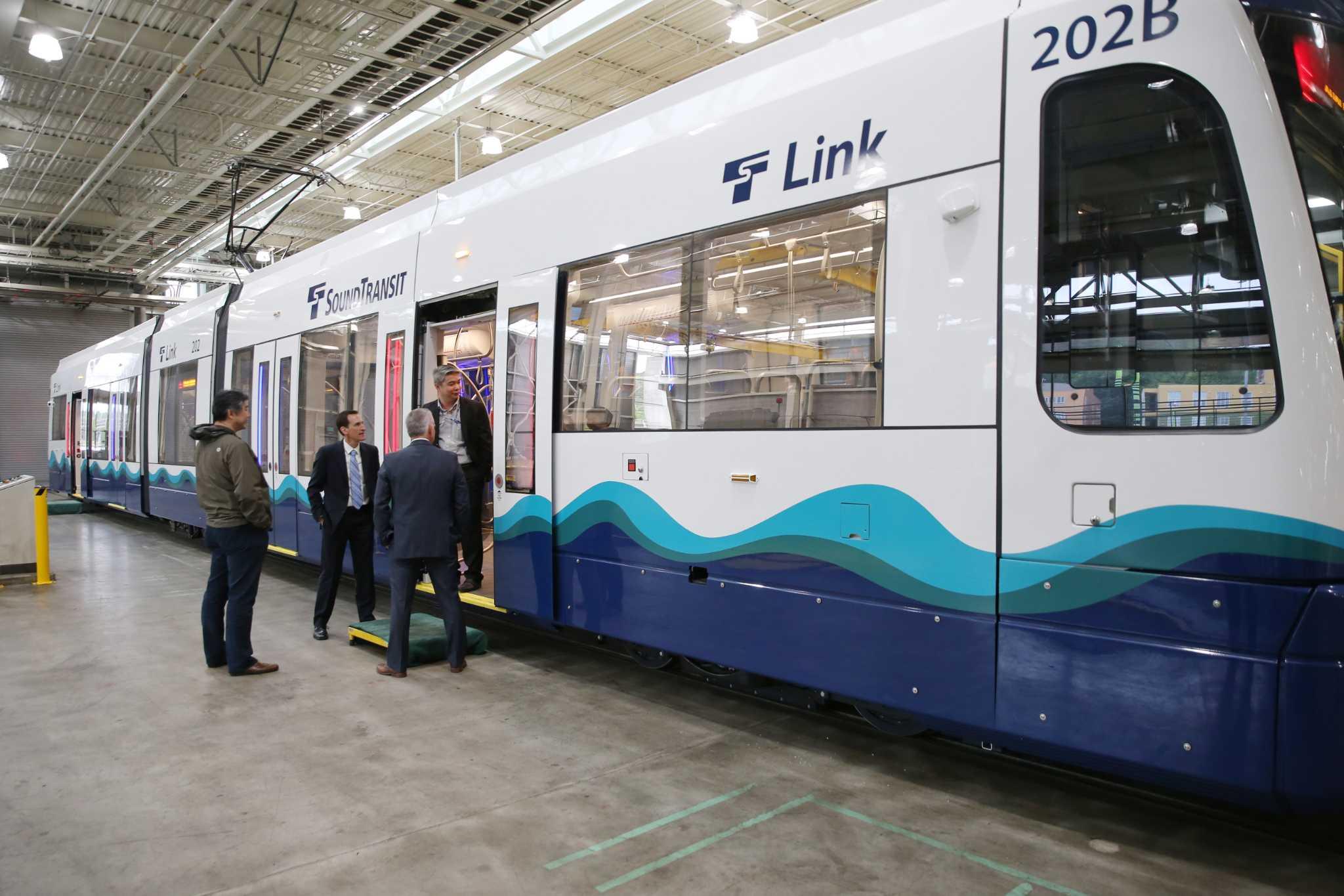 Sound Transit: vandalism to delay Link trains until Thursday