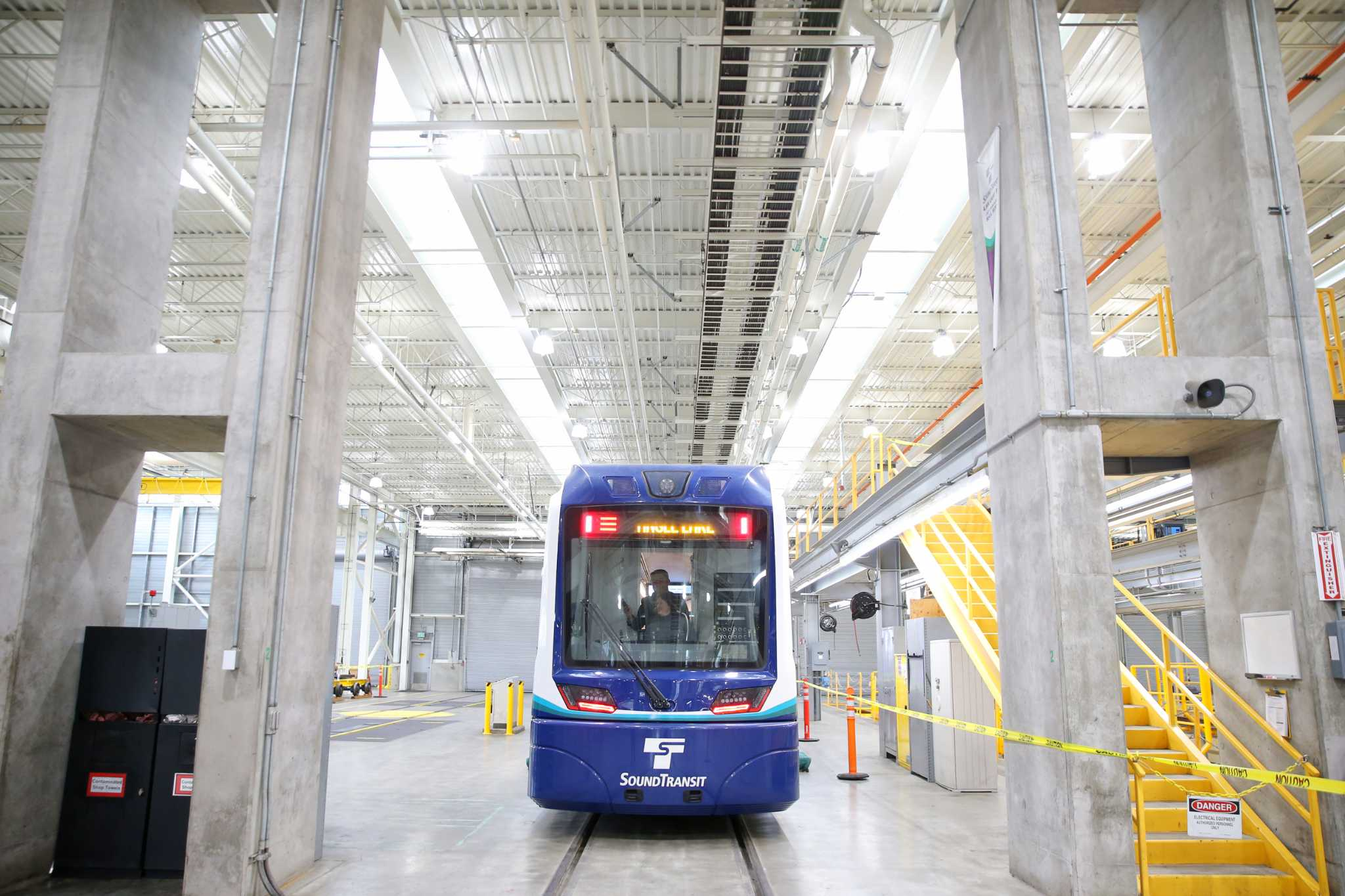 Feds give $100 million grant for Federal Way Link light rail extension