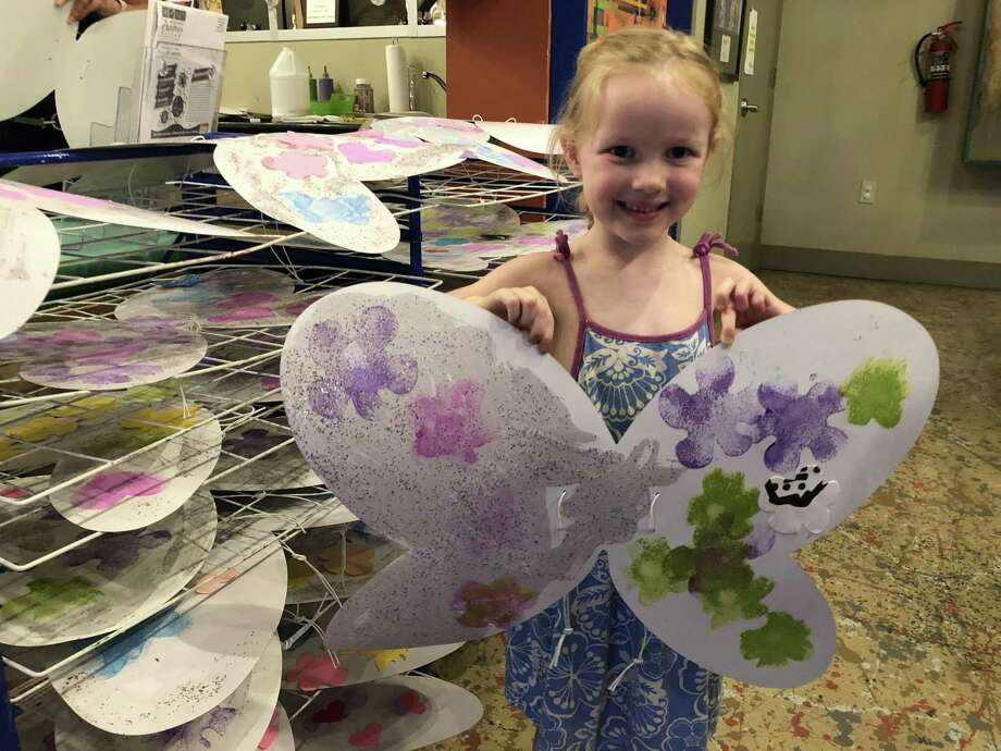 The Woodlands Children's Museum will celebrate Fairy Day Friday and Saturday, June 21-22. Photo: Photo Courtesy The Woodlands Children's Museum