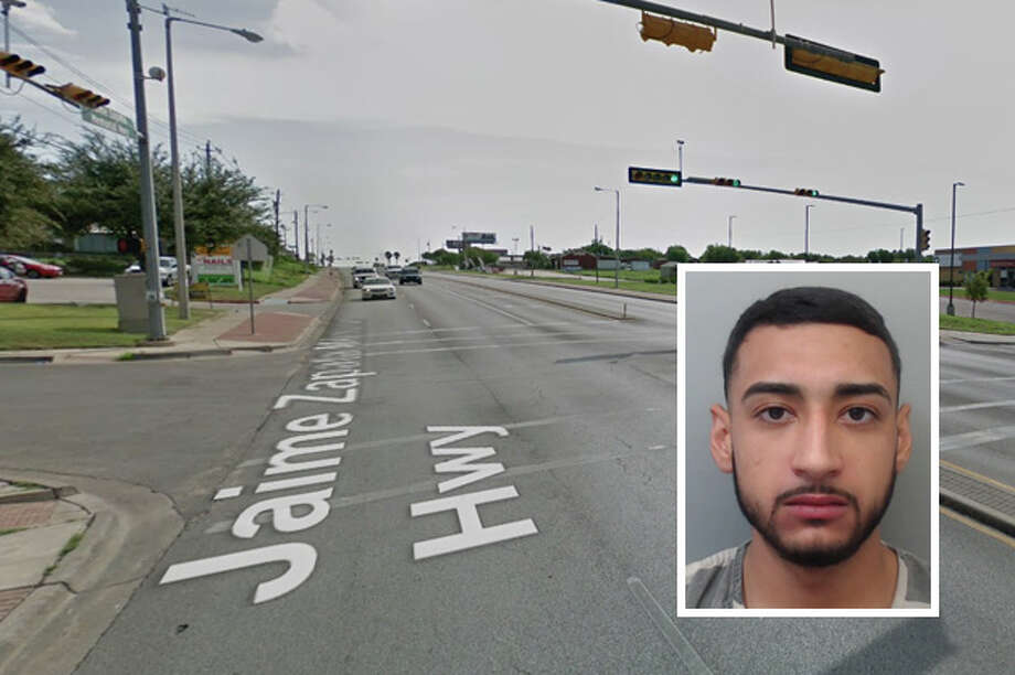 The case unfolded at about 2:56 p.m. June 8 in the 2900 block of Jaime Zapata Memorial Highway, when officers responded to a report of a person who was shot. Photo: Google Maps/Street View