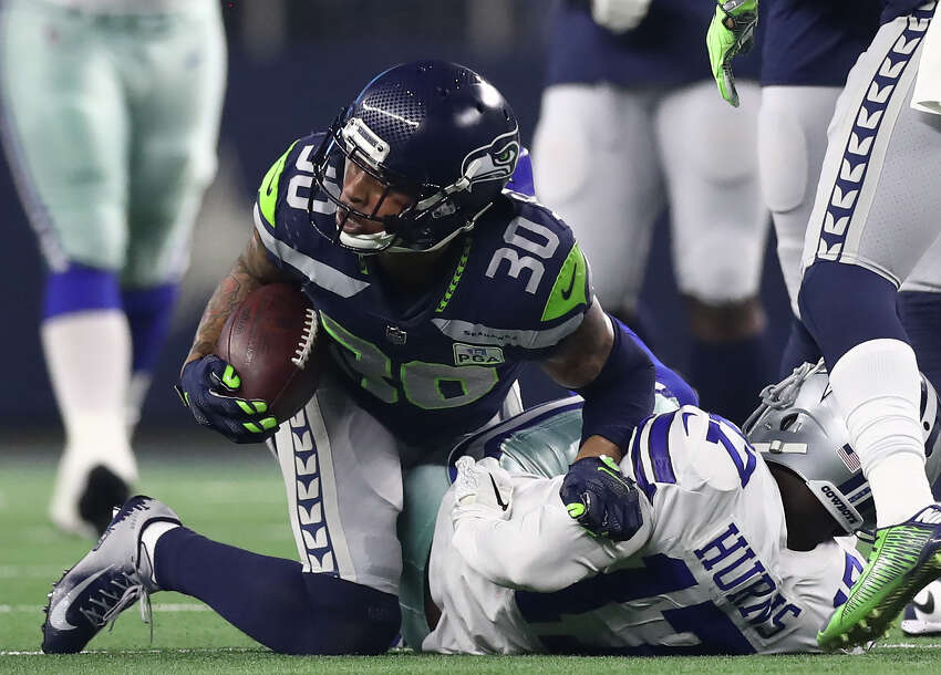 SAFETY  Bradley McDougald is the undisputed leader of the secondary, and guaranteed a starting safety spot. That's not news.  The uncertainty is with the rest of the group. Tedric Thompson, Lano Hill and rookie Marquise Blair will be in a dog fight for the other starting job. McDougald's versatility to play either safety spot is a plus because his role depends on who wins the other safety spot. Tedric Thompson, a third-year free safety, assumed starting duties last season when Earl Thomas landed on injured reserve, but the belief is that he didn't do enough to earn long-term security. CONTINUED ON FOLLOWING SLIDE
