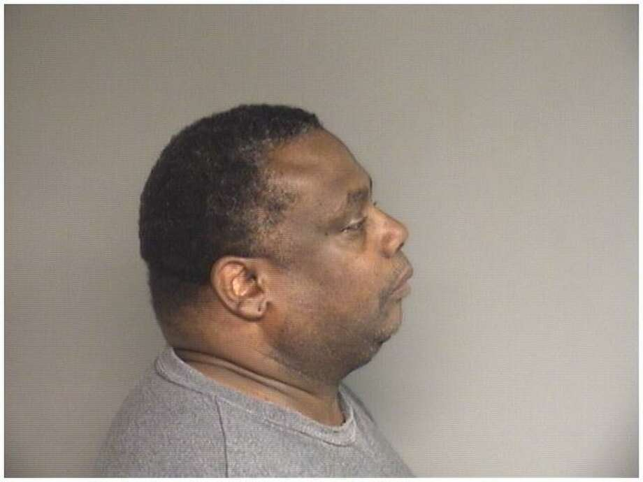 Yahya Qawi, formerly known as Pedro Broady, was found in possession of a pistol Thursday night in Stamford. Qawi, 49, is a multi-time felon and prohibited from having a gun. Photo: Stamford Police / Contributed