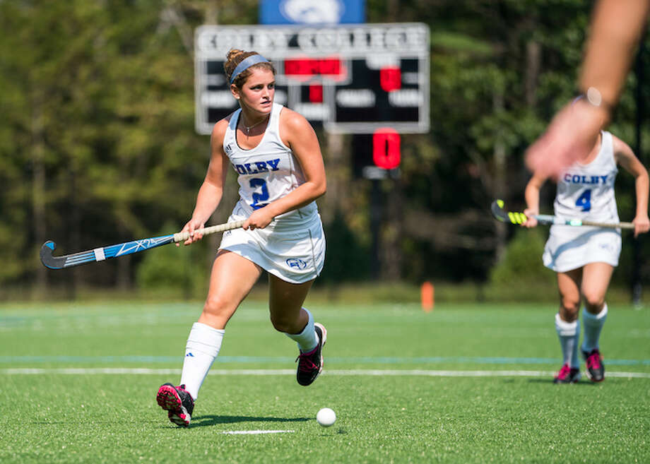 Georgia Cassidy is top scorer 10 games into her new stint at Colby.