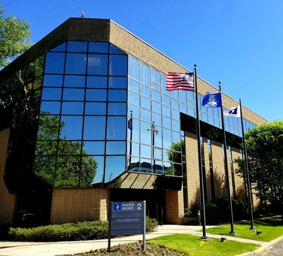 Data-security firm Janus Associates has relocated within Stamford, to 2 Omega Drive, in the River Bend Center complex in the city's Springdale section. Photo: Contributed Photo