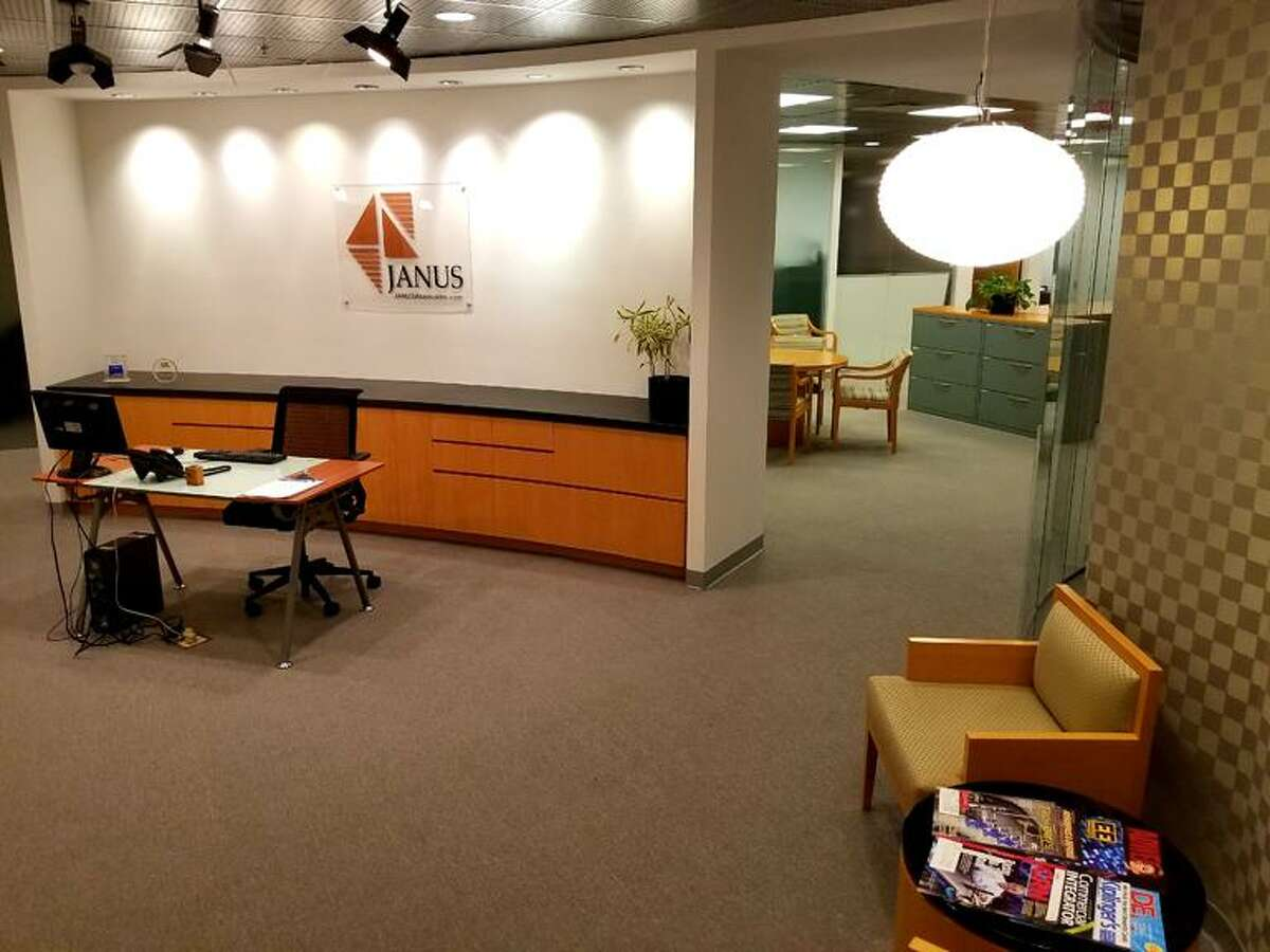 Data-security firm Janus Associates has relocated within Stamford, to 2 Omega Drive, in the River Bend Center complex in the city's Springdale section.
