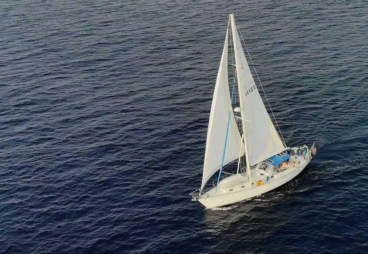 Q+M Travels takes visitors on day trips and overnight tours aboard the S/Y Esprit, a 46-foot yacht that has sailed around the world.