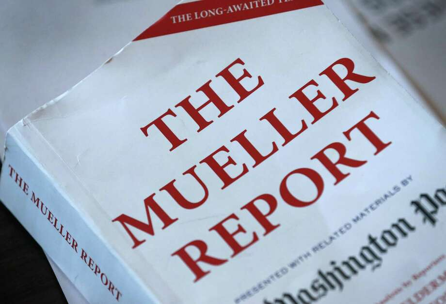 A reader suggests special counsel Robert Mueller's report was not intended to take sides. Photo: Paul Chinn / San Francisco Chronicle / ONLINE_YES