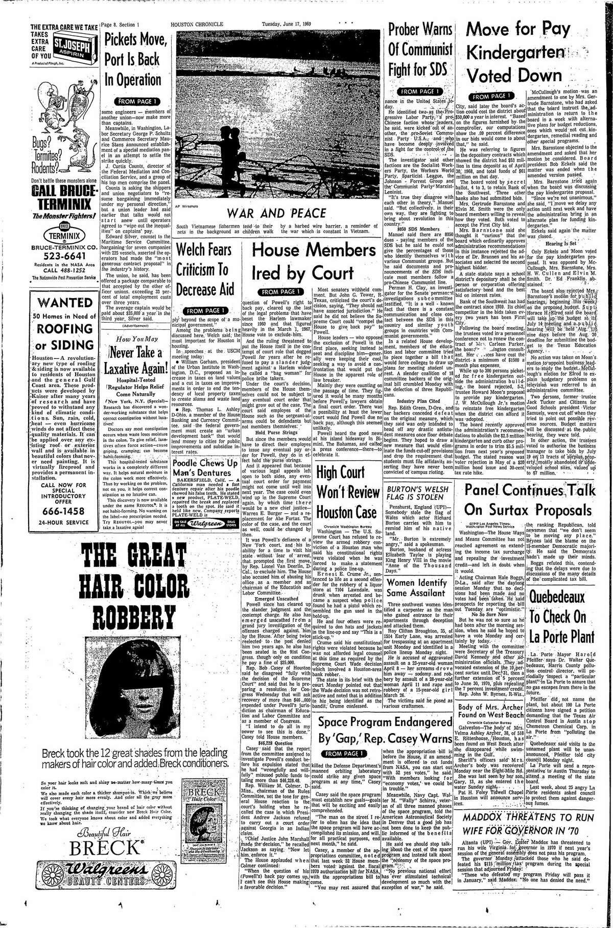 June 17, 1969