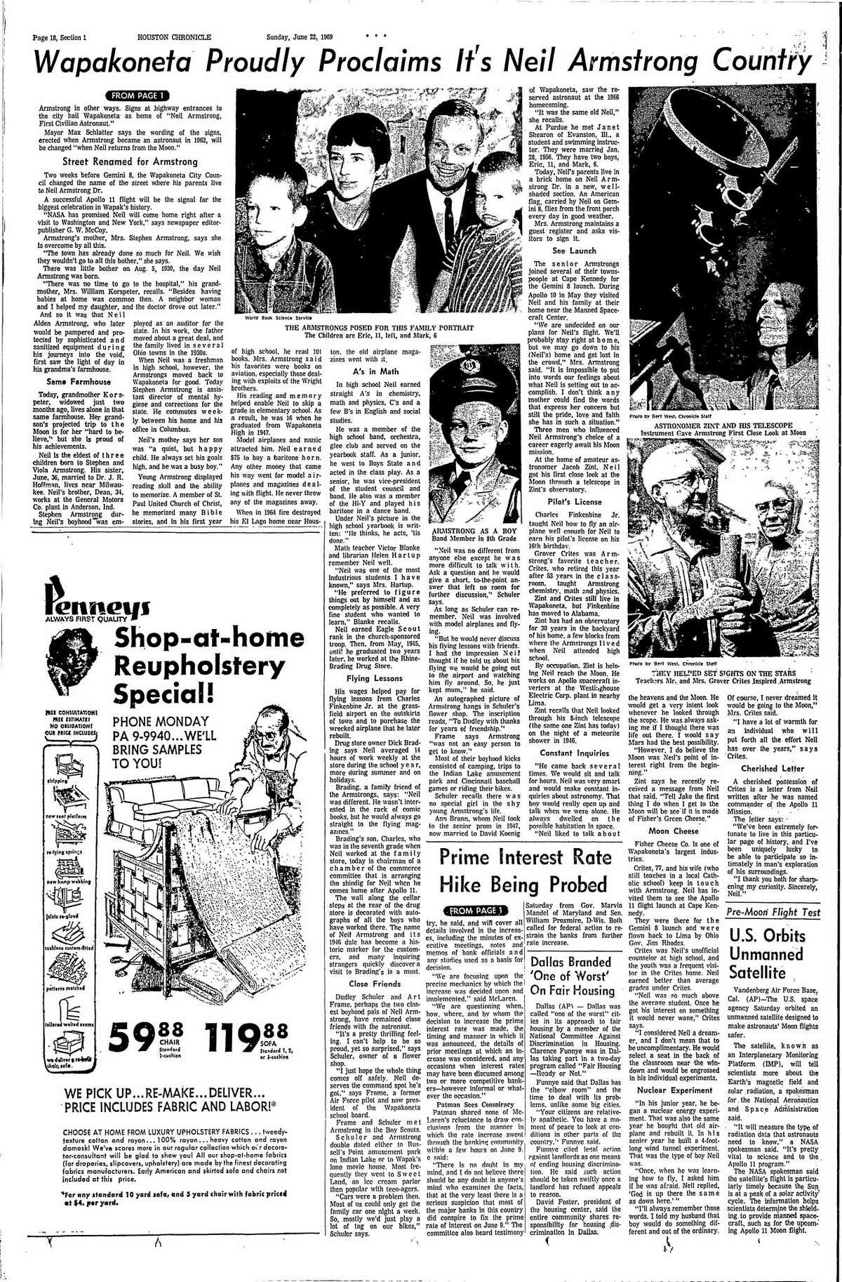 June 22, 1969