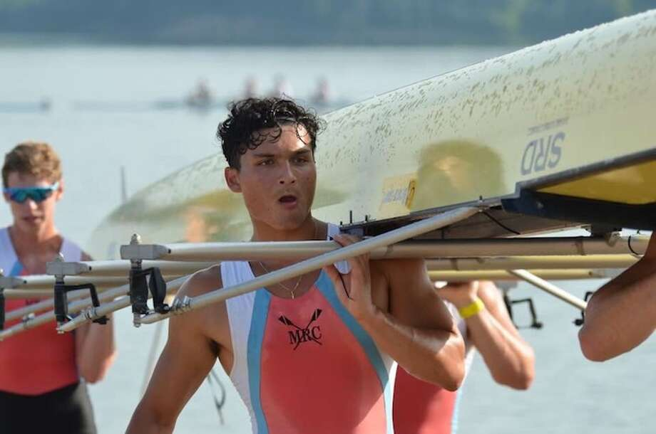 Salim Onbargi heads out onto the water for a summer of competition.