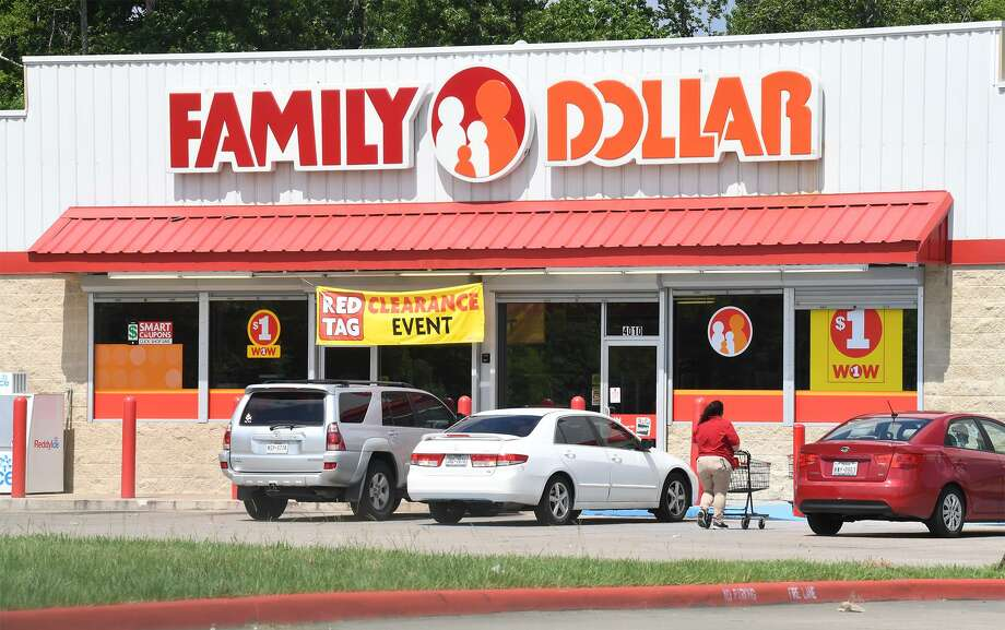The family dollar on Magnolia in Beaumont. Photo taken Wednesday, 6/19/19 Photo: Guiseppe Barranco/The Enterprise, Photo Editor / Guiseppe Barranco ©