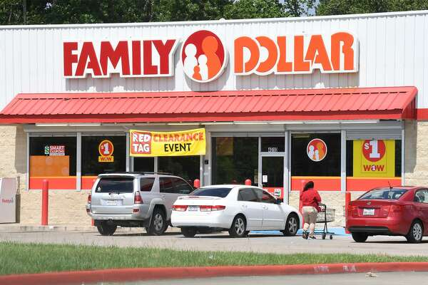 The family dollar on Magnolia in Beaumont. Photo taken Wednesday, 6/19/19
