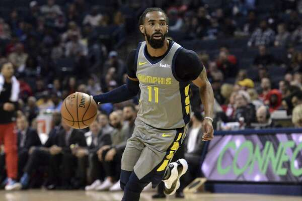 Mike Conley will be headed to Utah from Memphis after a pre-draft trade that will strengthen the Jazz and open the door for Memphis to draft Ja Morant at No. 2.