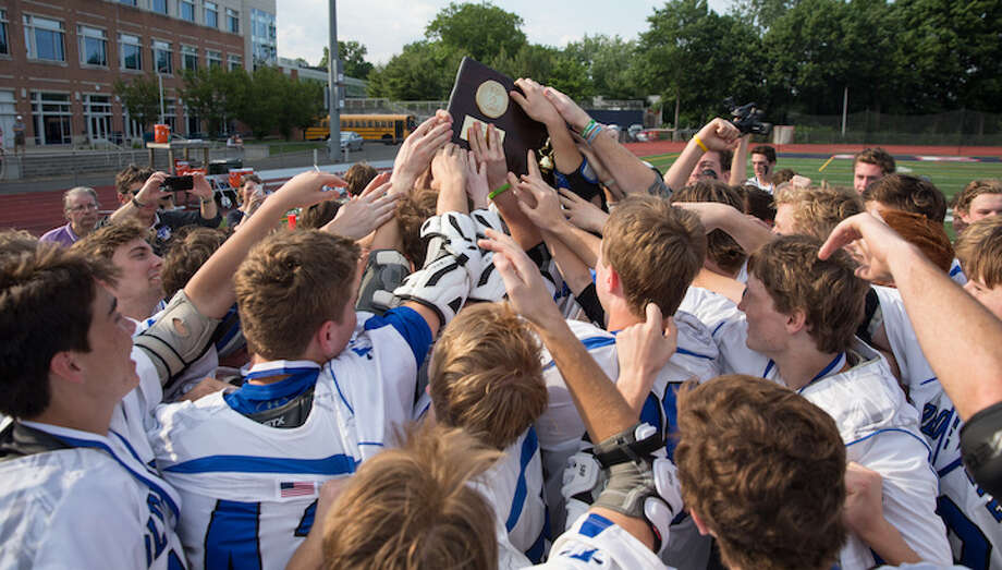 DEJA VU BLUE — Wave does it again at states. Courtesy Darien Athletic Foundation / (c)Mark Maybell