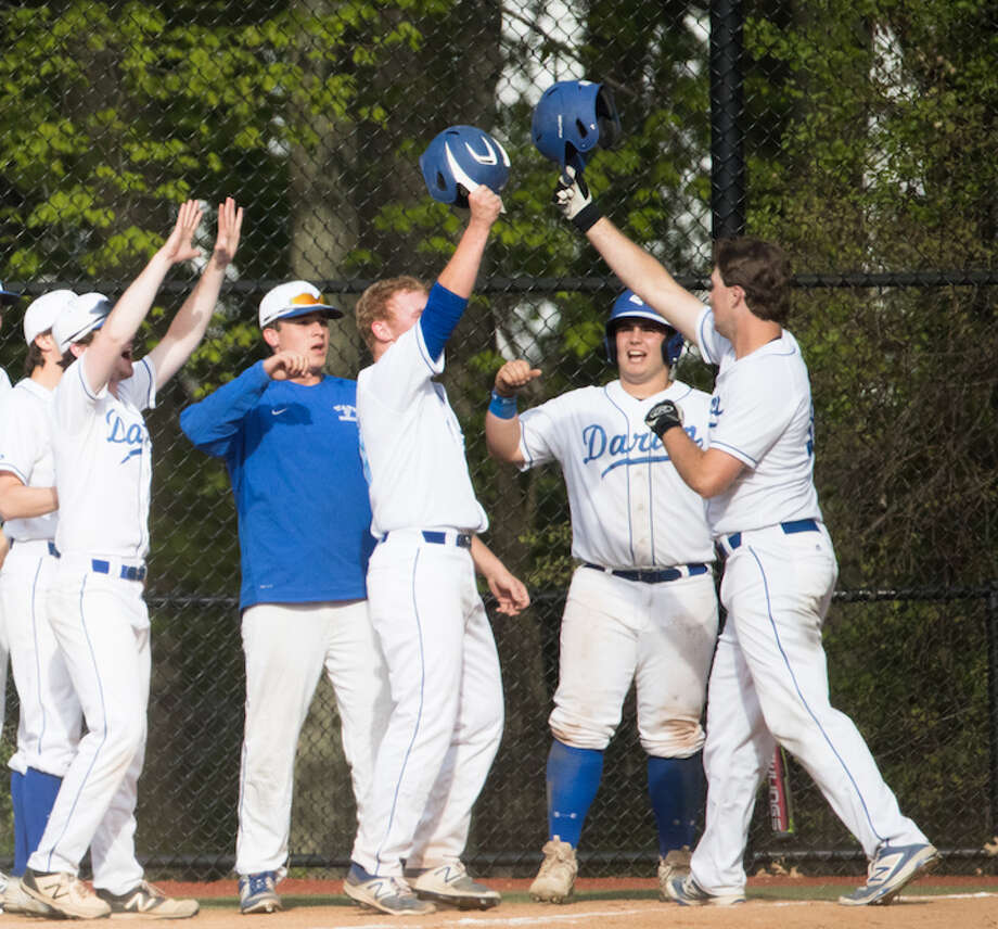 Darien is up for a big finish to clinch FCIACs with several games left. Courtesy Darien Athletic Foundation / (c)Mark Maybell