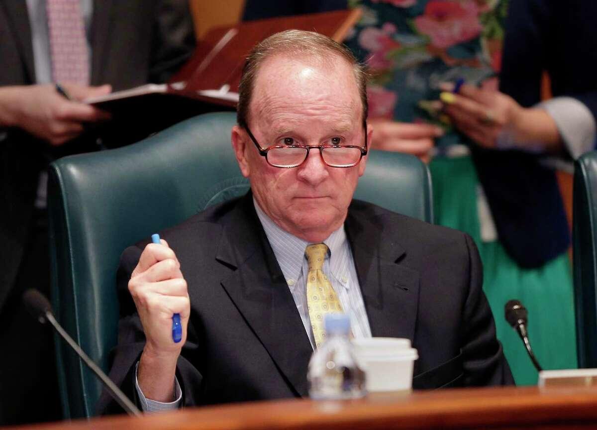 Dave Martin, City Council District E incumbent