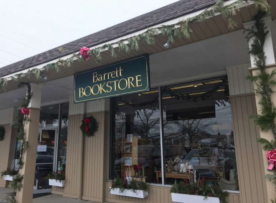 Barrett Bookstore, at 314 Heights Road, will move to 4 Corbin Drive in April and become a part of the Corbin project. — Susan Shultz photo