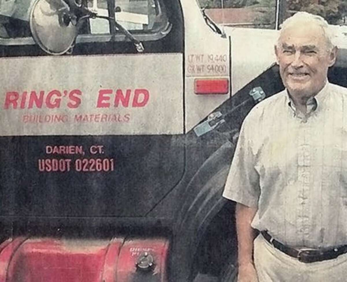 A photo of Douglas Campbell shared by Ring's End's Facebook page.