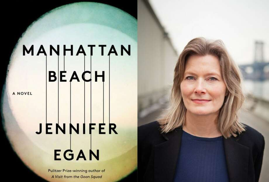 The Darien Community Association will hold a book talk and signing with author Jennifer Egan on Dec. 4.