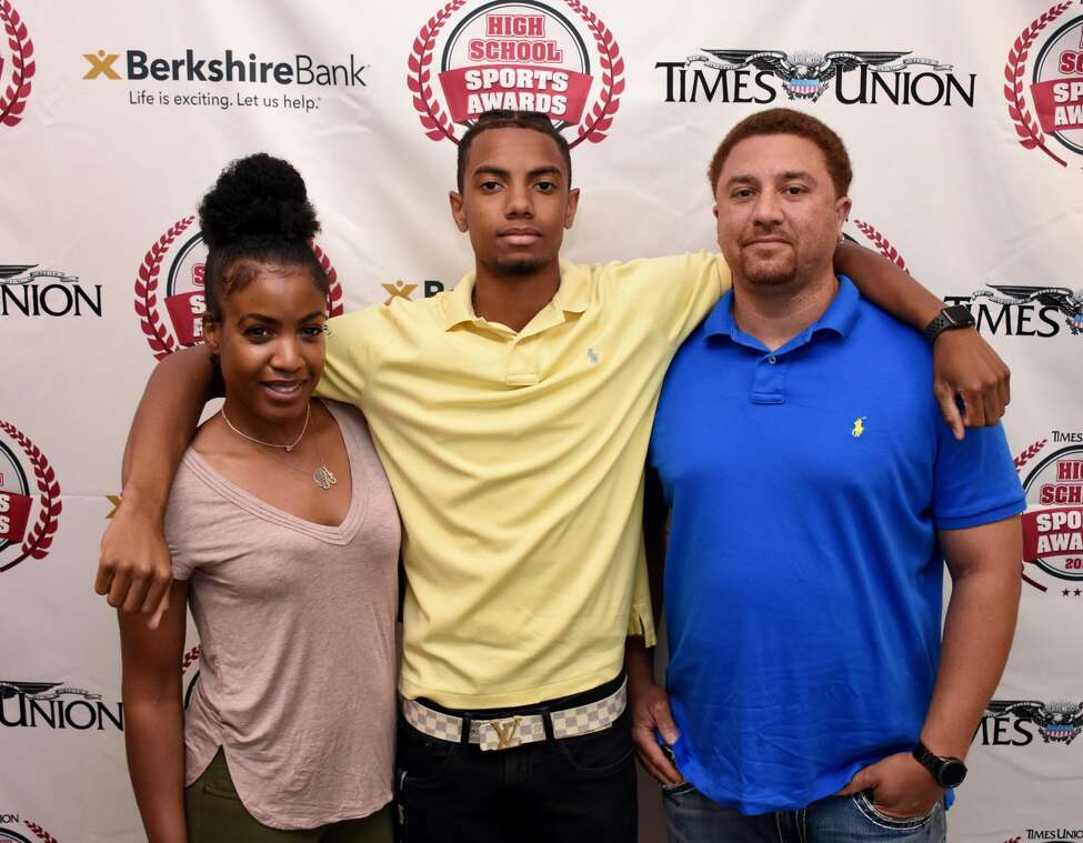 Were you SEEN at the second annual Times Union High School Sports Awards on Wednesday June 19, at the Hearst Media Center in Colonie?