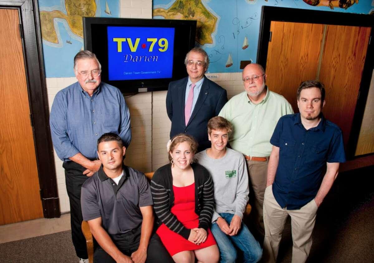 The Darien TV79 team.